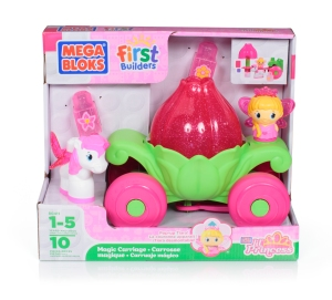 27031 lil princess magic carriage