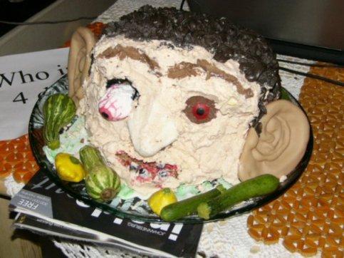 Mandi's 40th Birthday Cake 2008